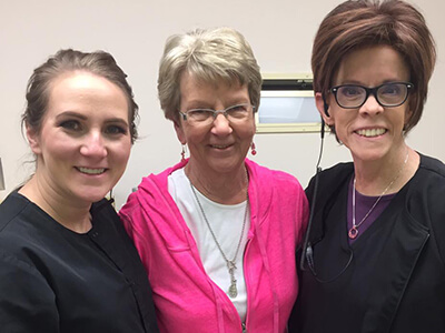Happy Patients of East Wichita Dentist