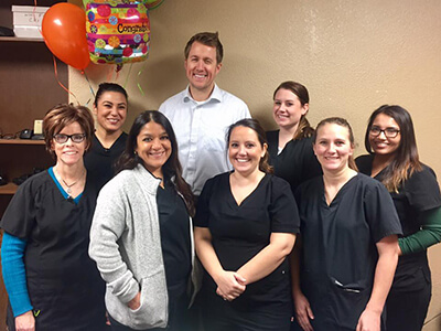 East Wichita Dentist Team